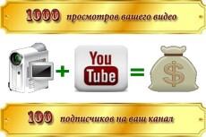 Помогу раскрутить вашу соц. сеть 6 - kwork.ru