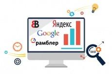 Семантическое ядро для сайта 33 - kwork.ru