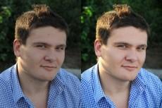 Цветокоррекция, обработка и улучшение Ваших фото 3 - kwork.ru