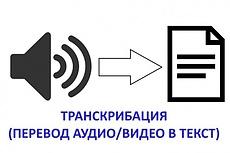 Быстро и грамотно наберу текст с аудио и видео исходника 22 - kwork.ru