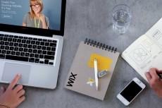 Создам сайт на бесплатной платформе WIX 22 - kwork.ru