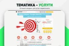Скопировать Landing page, одностраничный сайт, посадочную страницу 229 - kwork.ru