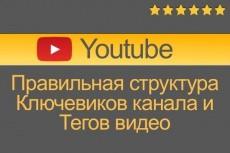 Приведу Трафик из официальной рекламы на youtube 17 - kwork.ru