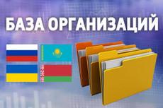 База email адресов женщин из Москвы и МО 14 - kwork.ru