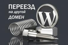 Установка автонаполнения на сайт Wordpress 11 - kwork.ru