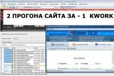 Размещу 20 ссылок с сайтов ТИЦем>1000 и трастом от 100 по checktrust 4 - kwork.ru