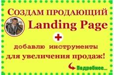Установлю автонаполняемый блог для SEO продвижения Вашего лендинга 4 - kwork.ru