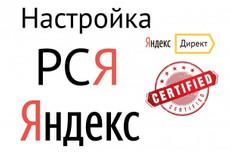 Качественная настройка рекламы в РСЯ 6 - kwork.ru