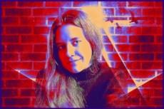 Создам стилизованный цифровой портрет 20 - kwork.ru
