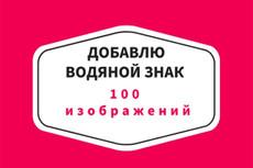 Удалю водяные знаки с 20 фотографий 14 - kwork.ru
