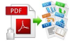 Работа с PDF файлами, сжатие их размера в 10 раз 7 - kwork.ru