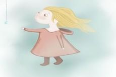 Нарисую любую иллюстрацию или персонажа 17 - kwork.ru