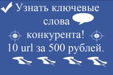 соберу семантическое ядро 6 - kwork.ru
