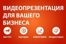 Создам видеопрезентацию 7 - kwork.ru