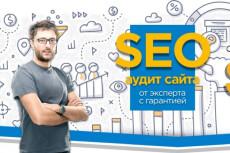 SEO аудит сайта, нахождение ошибок мешающих продвижению 17 - kwork.ru