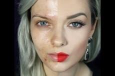 Сделаю 3 вида макияжа на фото 5 - kwork.ru