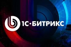 Внесу правки на сайт под Битрикс 5 - kwork.ru