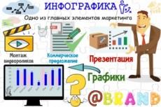 Нарисую инфографику 102 - kwork.ru
