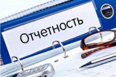 Подготовлю нулевую отчетность 19 - kwork.ru