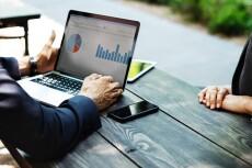 Шаблон Бизнес - плана от Эксперта в Word 15 - kwork.ru