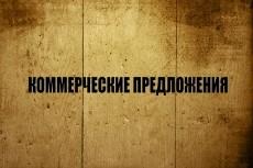 Продающая презентация и коммерческое предложение 36 - kwork.ru