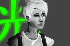 Напишу портрет 21 - kwork.ru