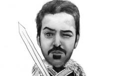нарисую ваш портрет в полигональном стиле 7 - kwork.ru