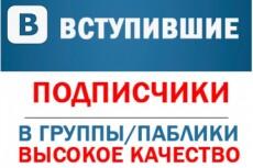 10 000 уникальных посетителей в группу ВКонтакте 3 - kwork.ru