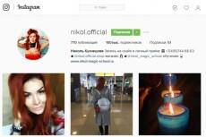 Продвижение в Инстаграм, целевые пользователи 30 дней 4 - kwork.ru