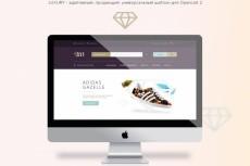 Интернет-магазин на OpenCart 11 - kwork.ru