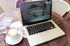 Создам дизайн Landing Page 16 - kwork.ru