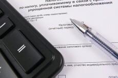 Быстро и качественно заполню 3-НДФЛ вместе с заявлением на вычет 10 - kwork.ru