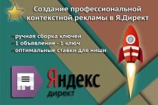 Перенос рекламной кампании из Директа в Adwords 14 - kwork.ru