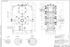 Оформление работ по ГОСТ - Титульный лист, Чертеж в AutoCAD 8 - kwork.ru