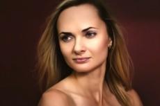 Нарисую портрет 5 - kwork.ru