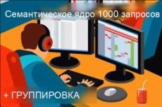 Все важные данные 30-ти конкурентов из Keys.so + бонус 46 - kwork.ru