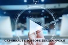Запишу видеоинструкцию по вашему сайту - сервису 17 - kwork.ru