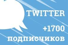 1 Прокачанный Твиттер аккаунт 2015 года Twitter Audit 98%+ 9 - kwork.ru