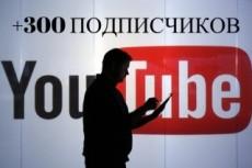 700+подписчиков на канал или чат ТГ 4 - kwork.ru