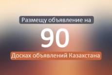 Размещу ваше объявление на 90 популярных досках объявлений России 24 - kwork.ru