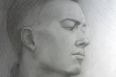 Нарисую портрет карандашом 12 - kwork.ru