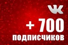 ВКонтакте - Вступившие - В паблик - группу. Качество 19 - kwork.ru