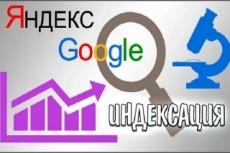 Установлю яндекс метрику и google аналитику на Ваш сайт 40 - kwork.ru