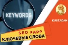 Продвижение сайта или страницы ключевыми словами, через поисковики 15 - kwork.ru