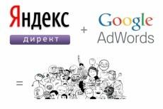 сделаю аудит рекламных кампаний в Яндекс.Директ/Google AdWords 3 - kwork.ru