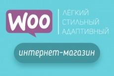 Изготовлю простой лендинг или мини-сайт 34 - kwork.ru
