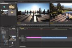 Монтаж и обработка видео (цветокоррекция, слоумо и т.д.) 13 - kwork.ru