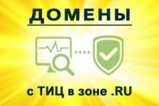 Анализ, проверка домена 12 - kwork.ru
