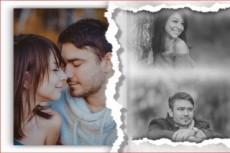 Создам стильный коллаж из Ваших фото 24 - kwork.ru