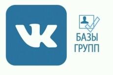 База email адресов женщин из Москвы и МО 12 - kwork.ru